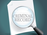 Criminal Record Check and Magnifying Glass [Image © enterlinedesign - Fotolia.com]